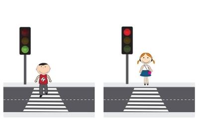 Çocuklar İçin Trafik Ülkesi-Animasyon