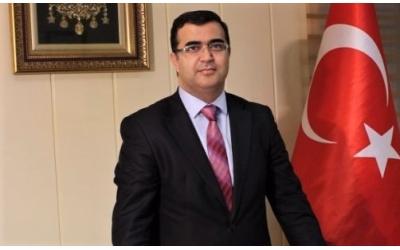 Güngören İlçe Milli Eğitim Müdürü Sayın Yusuf KAHRAMAN' ı Makamında Ziyaret Ettik