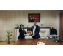 Sultanbeyli İlçe Milli Eğitim Müdürü Sayın Yaşar ÇAĞLAR' ı Makamında Ziyaret Ettik