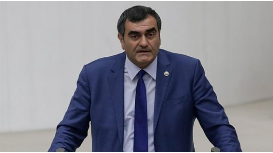 CHP İstanbul Milletvekili Sayın Ali ŞEKER'İ Makamında Ziyaret Ettik