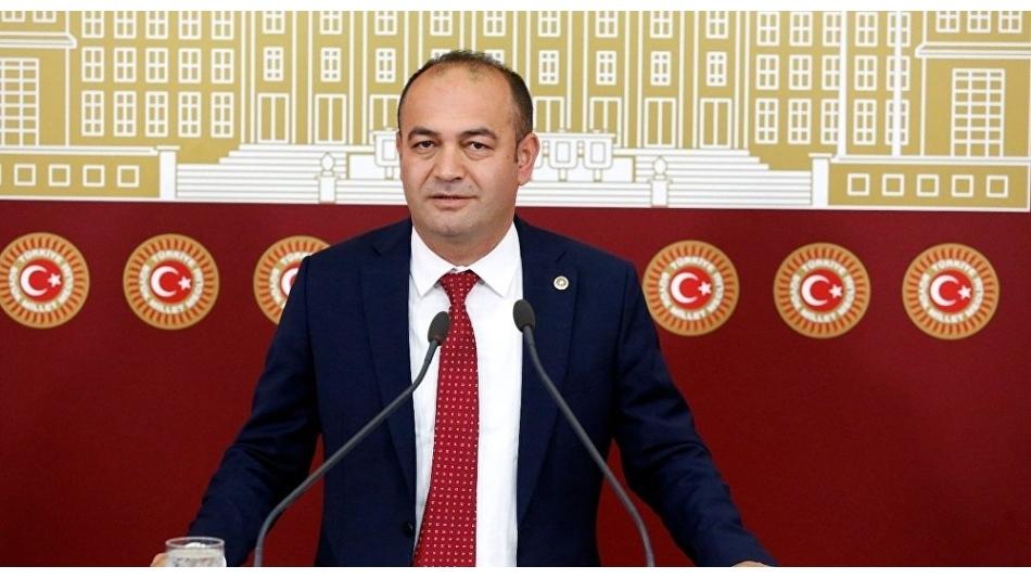 CHP İstanbul Milletvekili Sayın Özgür KARABAT' ı Makamında Ziyaret Ettik