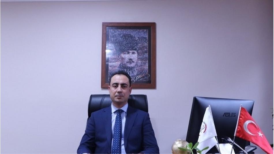 Beyoğlu İlçe Milli Eğitim Müdürü Sayın Hüseyin BAĞCI' yı Makamında Ziyaret Ettik