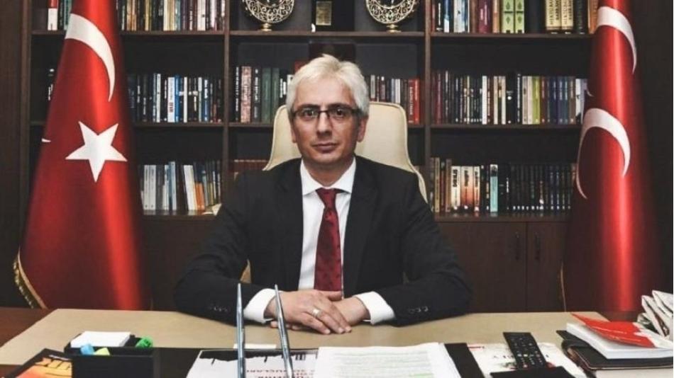 MHP İstanbul İl Başkanı Birol GÜR' ü Makamında Ziyaret Ettik